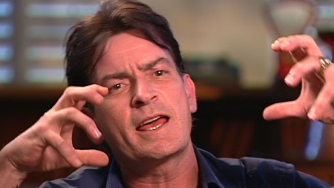 VIDEO: ABCs Exclusive Interview With Charlie Sheen