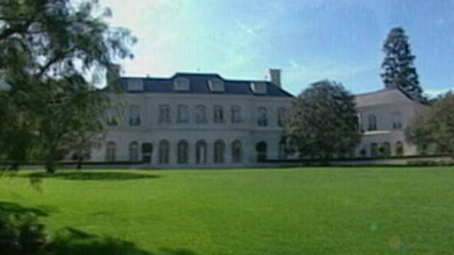 Candy Spelling's Mega-Mansion Sold Video - ABC News
