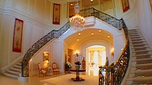 VIDEO: Inside the $150 Million Spelling Mansion