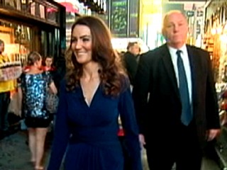 Watch: Kate Middleton Lookalike Answers Viewer Questions