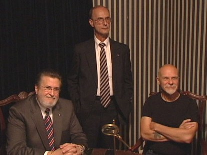VIDEO: The Vidocq Society draws on members crime-fighting expertise to solve mysteries/
