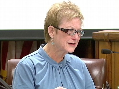 VIDEO: Linda Dullin, mom of Kari Baker, gives emotional statement in court.