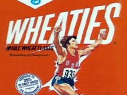 Former Olympian