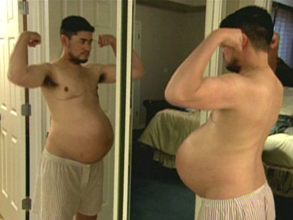 Exclusive: Pregnant man Thomas Beatie speaks about life with his new daughter.
