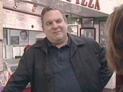 VIDEO: Jeff Garlin: Im a Food Addict