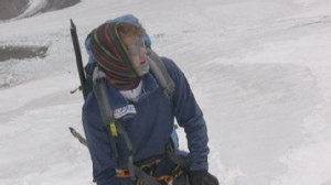 VIDEO: Raw video: Jordan Romero faces severe winds, collapsed ice wall on Everest climb