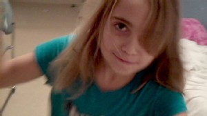 VIDEO: Nine Year Old Rebecca Suffers from Paranoid Schizophrenia