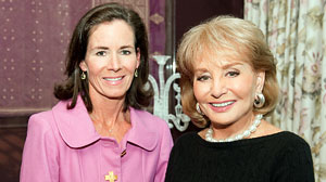 barbara walters presents the 10 most fascinating people of 2009