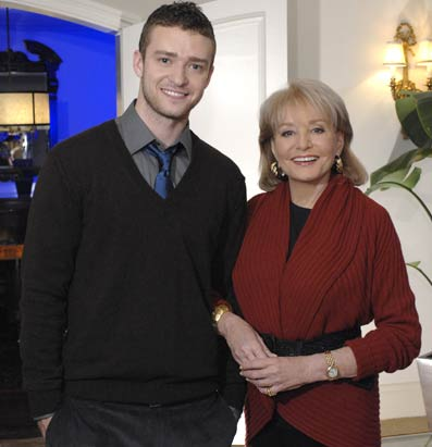 Barbara Walters' Ten Most Fascinating of 2007