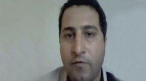 VIDEO: Shahram Amiri posts a video message on YouTube.