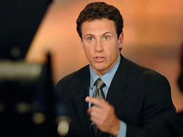 Chris Cuomo is co-anchor of