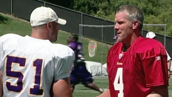 brett favre jets scandal. VIDEO: Two former Jets