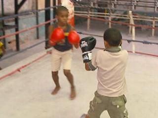 Watch: Cuba's Little Boxers Fight for Olympic Goal
