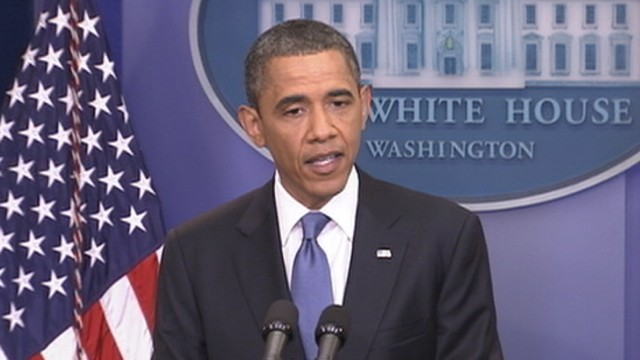 VIDEO: Obama Speaks on Ongoing Debt Talks