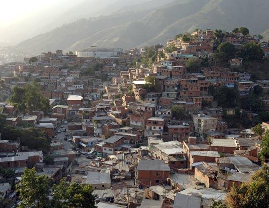Caracas, the capital of