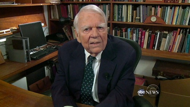 VIDEO: CBS legend explains that despite over three decades on TV, he avoided fame.