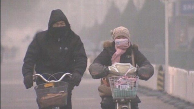 VIDEO: Many regions plagued by pollutants exceeding healthy air guidelines.