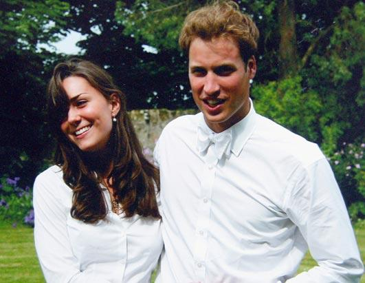 Prince William and Kate Middleton: The College Years
