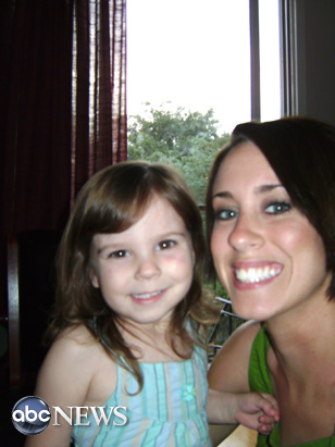 Two-year-old Caylee Anthony and her mother, Casey Anthony, in the spring of 2008. Caylee has been missing since June and authorities have questioned Casey about her daughter's disappearance.