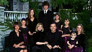 Photo: The MacNeill family