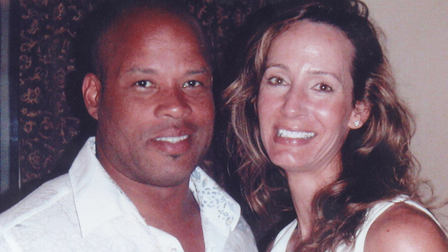 PHOTO: Shaun Gayle and Rhoni Reuter