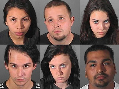 Bling Ring Celebrity Burglaries