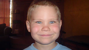 Photo: Four-year-old Andrew Burd died in 2006 from