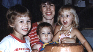 PHOTO Jana Eastburn, shown in this file photo as a baby (center), was 21 months old when she was questioned about the murders of her mother and sisters.