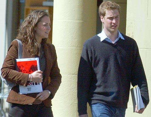 William And Kate Young Prince William and Kat...