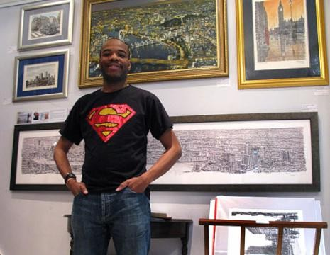 Prints From Artist Stephen Wiltshire