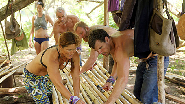 PHOTO:Survivor Redemption Island Episode 4