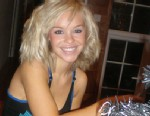 Katie Piper is seen in this Dec. 2007 handout photo before the attack. Piper said her looks were the key to her aspiring career as a model and television presenter.
