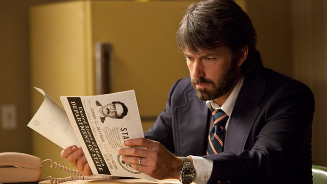 PHOTO: Ben Affleck in Argo.