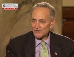 Democratic Senator Charles Schumer talks to Univisions Jorge Ramos about the immigration reform bill.