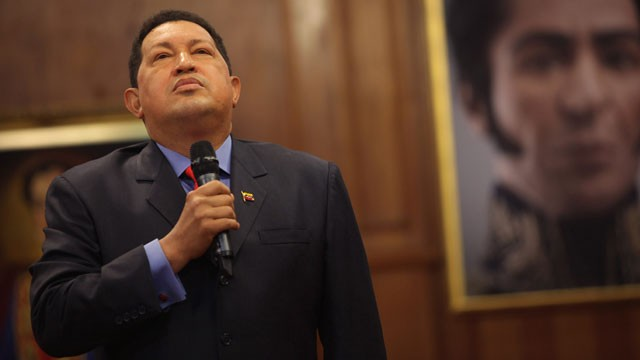PHOTO: Simon Bolivar. Chavez has asked his country's legislature for permission to travel to Cuba for more medical treatment after spending much of the past 18 months fighting cancer.
