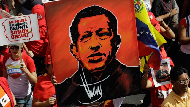 PHOTO:&nbsp;Venezuela is currently governed by Hugo Chavez, a man who has not appeared in public for more than a month because of his delicate health condition.  VP Nicolas Maduro is running things on his behalf, but, how long can this arrangement last?
