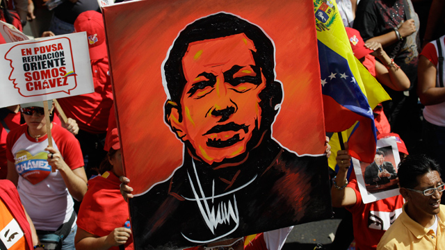 PHOTO: Venezuela is currently governed by Hugo Chavez, a man who has not appeared in public for more than a month because of his delicate health condition. VP Nicolas Maduro is running things on his behalf, but, how long can this arrangement last?