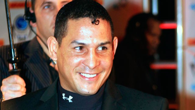 "PHOTO: In this Dec. 14, 2006, file photo, Hector ""Macho"" Camacho arrives for an event in Miami Beach, Fla. Police in Puerto Rico say former boxing champion Camacho has been shot and critically wounded."