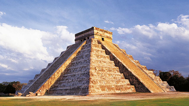 PHOTO: Kukulkan, Chichen Itza, Yucatan, Mexico