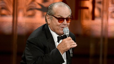 PHOTO: Actor Jack Nicholson