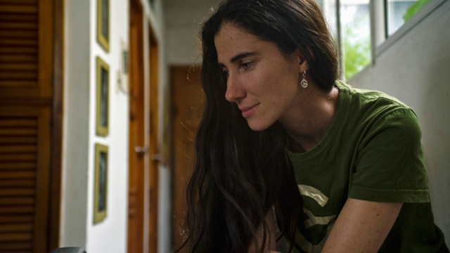 PHOTO: New migration laws in Cuba have helped Yoani Sanchez to get a passport. The dissident blogger, who is famous around the world for her Generation Y blog, had been denied permission to leave Cuba on 20 occasions in the past five years.