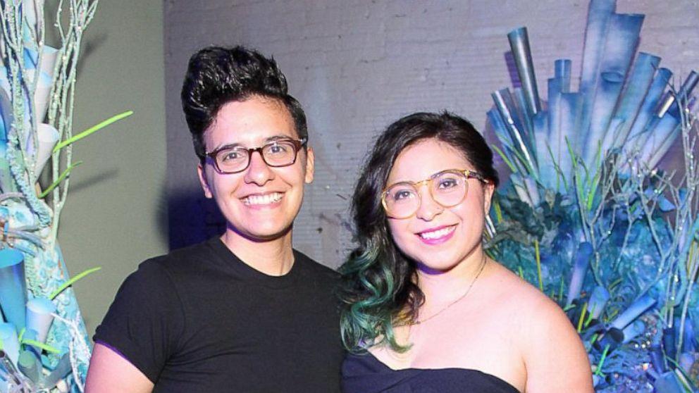 PHOTO: Marimacho is Crystal González-Alé and Ivette González-Alé.
