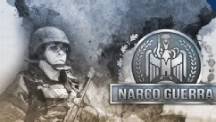PHOTO: Narco Guerra, asks you to step in the shoes of Mexico's Police chief. The video game was designed by Gaming the News, a British project that wants to use video games to get people to think about current events.