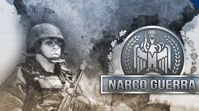 PHOTO:Narco Guerra, asks you to step in the shoes of Mexicos Police chief. The video game was designed by Gaming the News, a British project that wants to use video games to get people to think about current events.