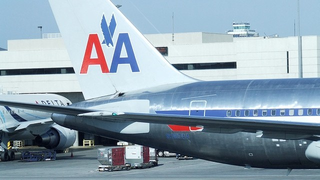 PHOTO: Three American Airlines flights headed to Venezuela have been cancelled since Thursday.