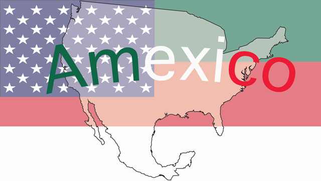 PHOTO:In a recent survey conducted in Mexico, 60 percent of respondents agreed that a merger between Mexico and the U.S. would be a good idea, as long as it improves quality of life.