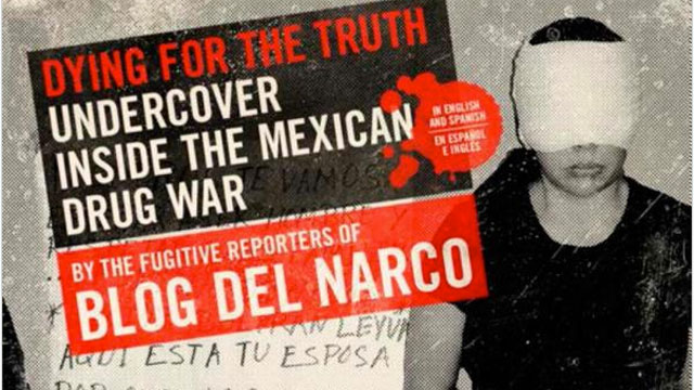 "PHOTO: The woman behind the acclaimed Mexican drug war site Blog del Narco, recently spoke to the press for the first time ever. She is also publishing a book called ""Dying for the Truth,"" which is available on Amazon."
