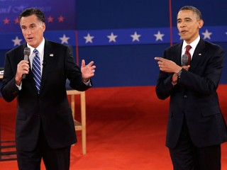 Mitt Romney Changes Argument on Contraception at Debate