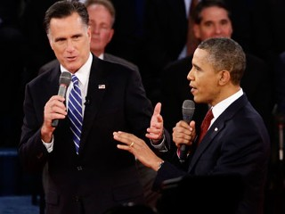 Townhall Debate: Top Moments From Obama and Romney