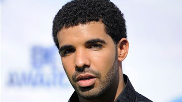 PHOTO: A day after earning his high school diploma, an excited Drake performed hit songs for a few hundred people at an event for Tyra Banks.